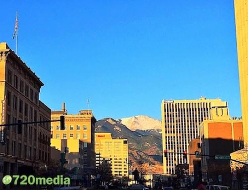 Downtown Colorado Springs Website Design Company