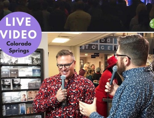 Colorado Springs Facebook Live Event Marketing