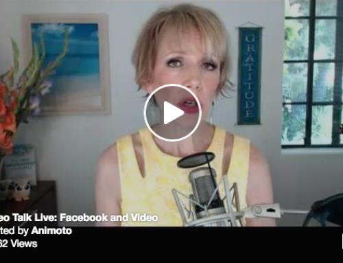 Facebook video mobile marketing
