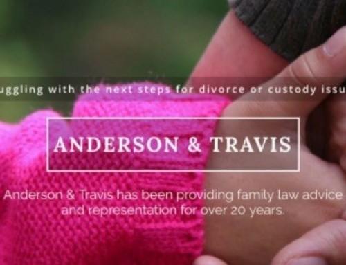 Responsive WordPress website for Colorado Springs attorneys